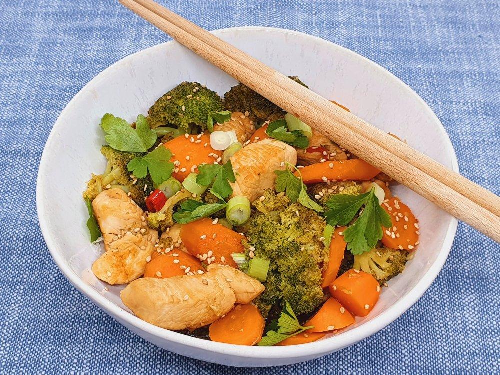 Krautis Küche Asia